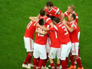 Dünya Kupası'nda ilk tur atlayan takım