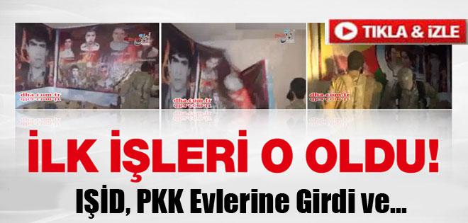 IŞİD PKK EVLERİNİ BASTI VİDEO !