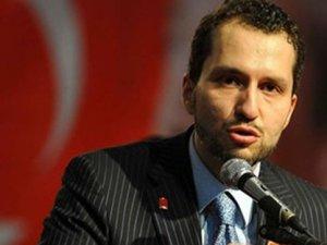 Fatih Erbakan'dan bomba gönderme