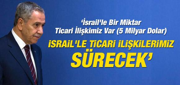 İŞTE AKP'NİN İSRAİL SEVDASI !