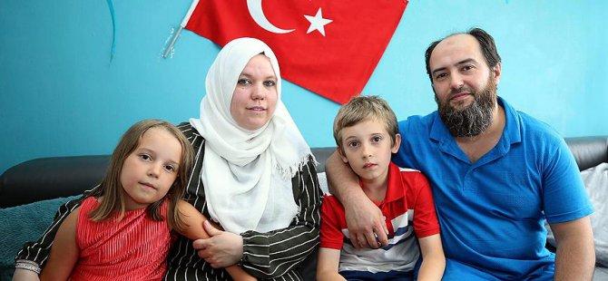 'Bir gün ben de Türk olacağım' diyordu