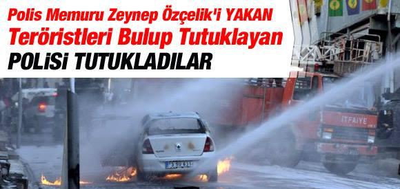 BAŞARILI POLİSE HUKUKSUZ TUTUKLAMA