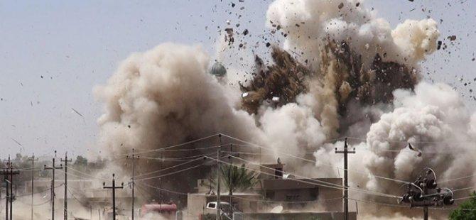 Türk üssünün bulunduğu şehirde çifte bombalı saldırı!