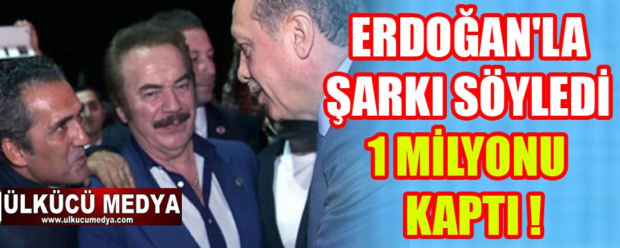 ERDOĞAN'A YANAŞTI, 1 MİLYONLUK (TRİLYONLUK) İŞİ KAPTI !