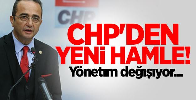 CHP'den yeni hamle! Yönetim değişiyor...