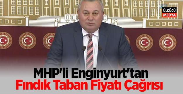 MHP'li Enginyurt'tan Fındık Taban Fiyatı Çağrısı
