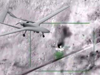 PKK'lı hainler domuz yerken vuruldu!