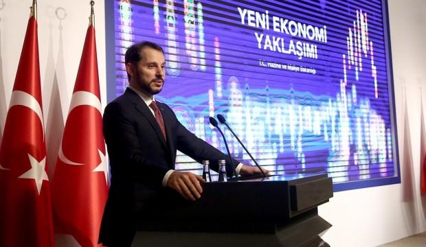 Bakan Albayrak Yeni Ekonomi Modeli'ni açıklıyor