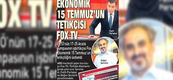 """Fatih Portakal hakkında şoke eden """"ABD"""" iddiası"""
