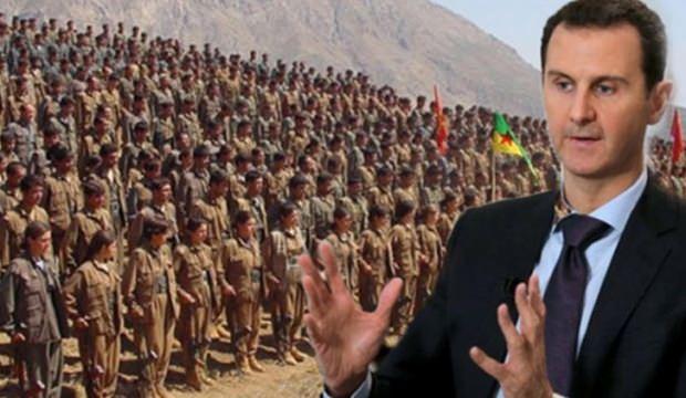 PKK'dan Suriye'de tehlikeli oyun