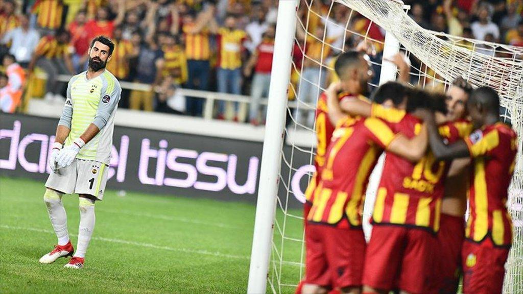 Fenerbahçe İlk Deplasman Maçında Yenildi