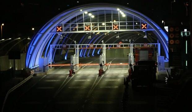 Avrasya Tüneli yeniden trafiğe açıldı