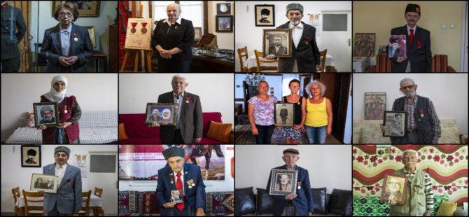 'Babalarının Mirası'nı Gururla Göğüslerinde Taşıyorlar