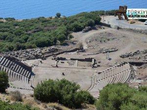 Assos İçin Hedef Unesco Kalıcı Listesi
