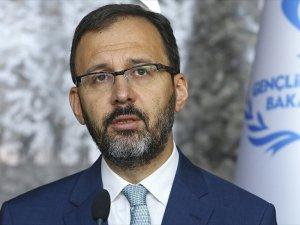 Gençlik Ve Spor Bakanı Kasapoğlu: KYK Yurtlarına Zam Yok