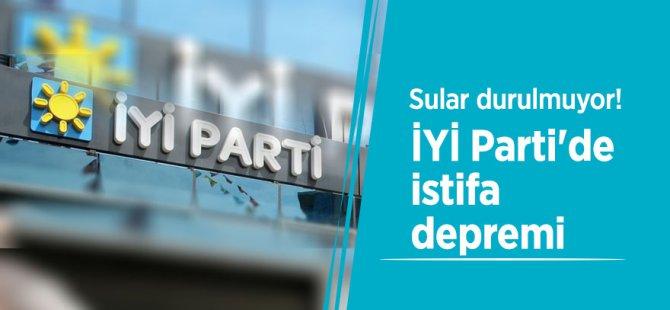 İYİ Parti Yalova Teşkilatı'nda toplu istifa...