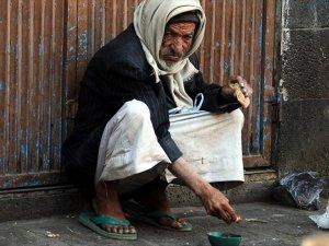 Yemen'de İnsanlar Kıtlıktan Ot Yemeye Başladı