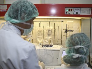 Gülhane'den 'Yerli Aşı' Çalışmalarına Destek