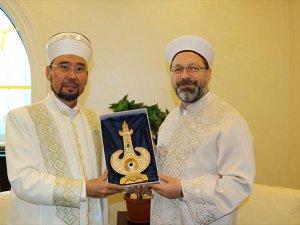 DİB Ali Erbaş: Kazakistan İle İlişkilerimizi İleri Noktalara Taşımalıyız