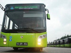 Çevreci Otobüslerle 92 Milyon TL'lik Tasarruf Sağladılar