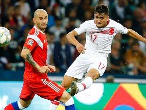 Rusya (2-0) Türkiye