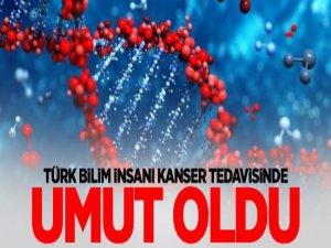 Türk Doçent Kanser Tedavisinde Umut Oldu