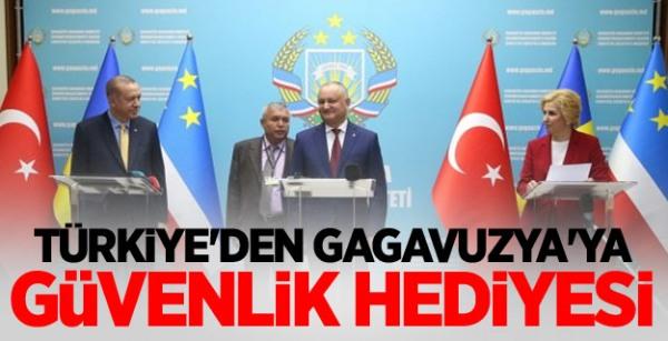 Cumhurbaşkanı Erdoğan Gökoğuz Türklerini Ziyaret Etti
