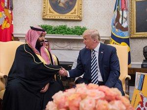 Trump, Muhammed Bin Selman'ın Liderliğinden Övgüyle Söz Etti