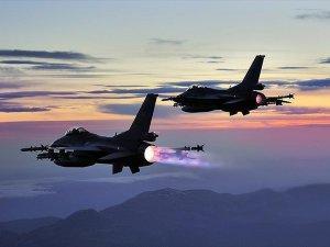 Irak'ın Kuzeyinde 14 Terörist Etkisiz Hale Getirildi