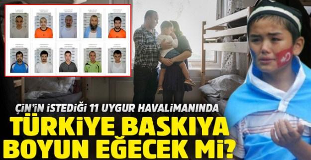 İsveç, Uygur aileyi ÇİN'e iade ediyor, Türkiye'de 11 Türk'ü iade edecek mi?..
