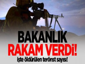 Pençe Harekatı'nda Etkisiz Hale Getirilen Terörist Sayısı 28 Oldu