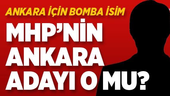 Sondakika: MHP'de Ankara için bir sürpriz isim daha!