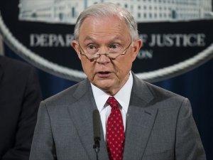 ABD Adalet Bakanı Jeff Sessions İstifa Etti