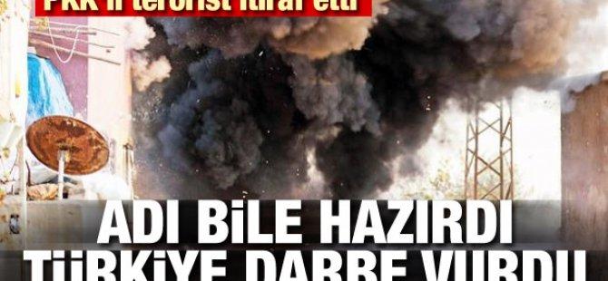 PKK'lı terörist itiraf etti: ''Türkiye darbe vurdu''