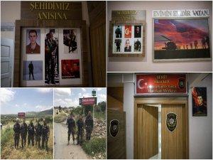 Şehitlerin İsimleri Afrin'de Yaşatılıyor