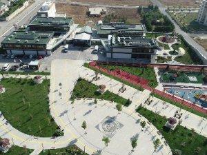 Etimesgut Belediyesi Engelsiz Yaşam Merkezi 10 numara 5 yıldız bir tesis...