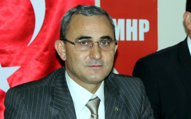 Alim Işık, MHP'nin Kütahya Belediye Başkan Adayı oldu