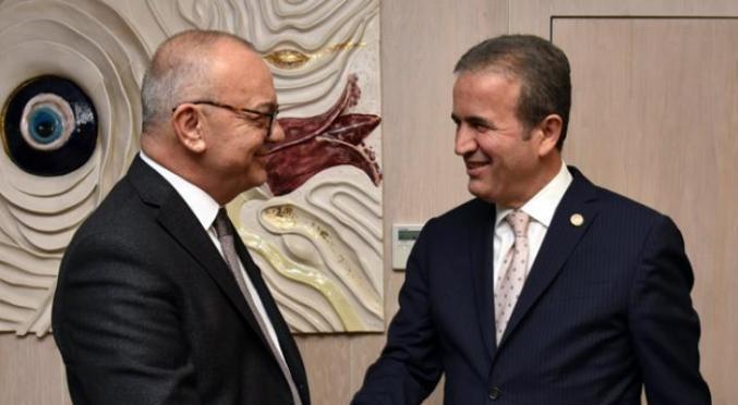 MHP Antalya Milletvekili'nden Başkan Ergün'e Övgü