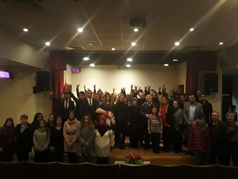Burdur Ülkü Ocaklarından Çocuk istismarı ve Çocuk hakları konferansı