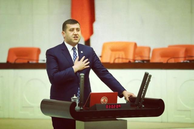 """MHP Kayseri Milletvekili Ersoy, """"Demirtaş Pkk/kck Üyeliğinden Tutuklandı"""""""