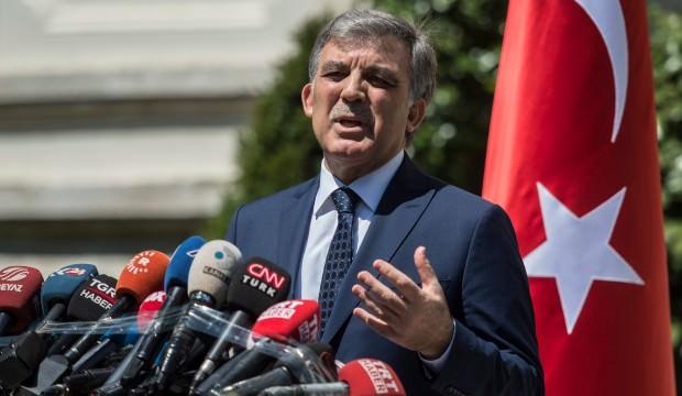 Abdullah Gül'den Kılıçdaroğlu açıklaması