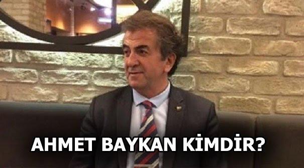 MHP Maltepe Belediye Başkan Adayı Ahmet Baykan kimdir?