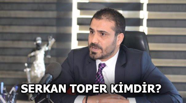MHP Beşiktaş Belediye başkan adayı Serkan Toper kimdir?