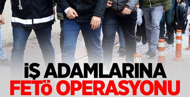 Bursa'da iş adamlarına FETÖ operasyonu