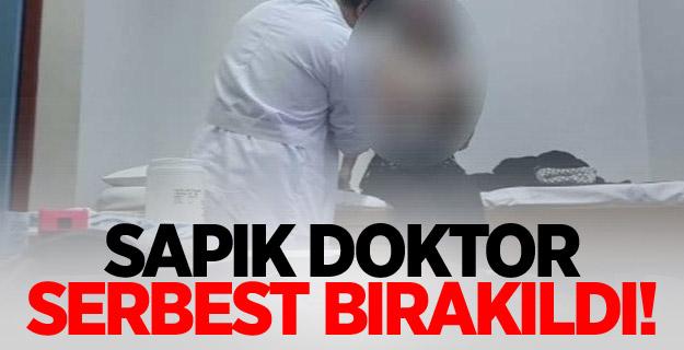 İzmir'deki sapık doktorun serbest bırakılmasına tepki yağdı