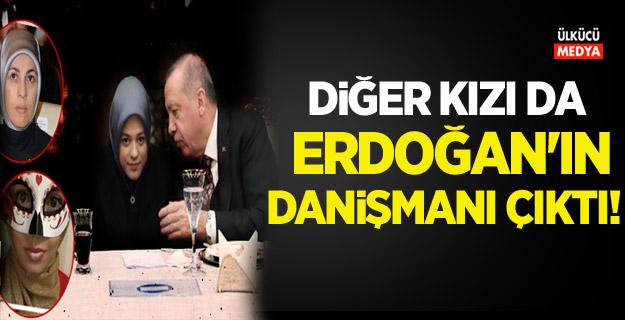 Merve Kavakçı'nın diğer kızı da Erdoğan'ın danışmanı çıktı!