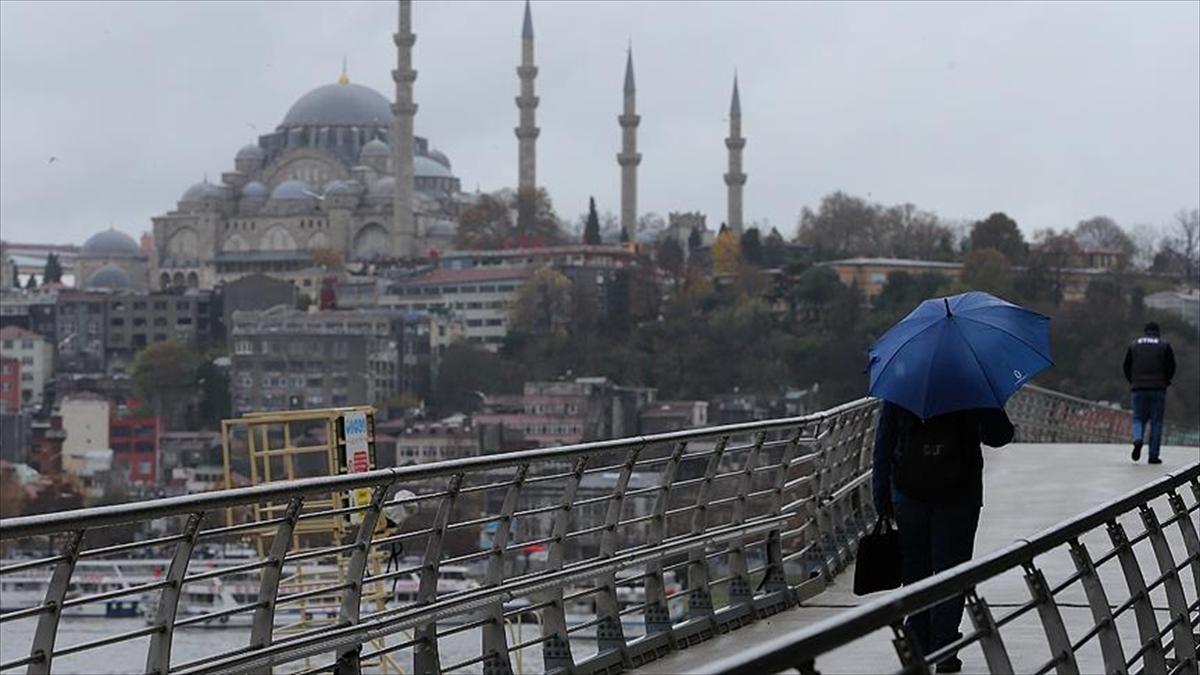 Marmara'da Sağanak Bekleniyor
