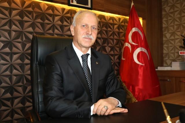 MHP Samsun İl Başkanlığına Abdullah Karapıçak Atandı
