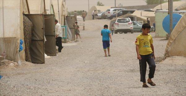 Irak'ta Telaferli İç Göçmenlerin 5 Yıldır Bitmeyen Çilesi