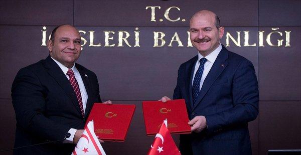 Türkiye İle KKTC Arasında 'Ehliyet' Anlaşması